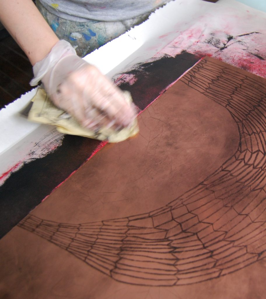 Intaglio Printing and Printmakers