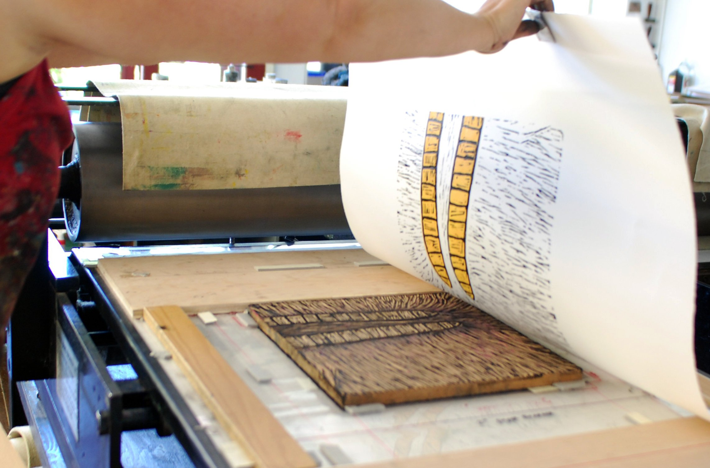 Relief Printing - House of Prints