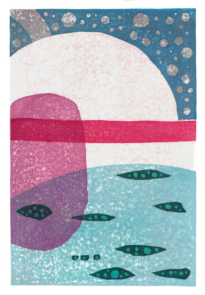 Bridge - Adrian Holmes - Discover Contemporary Art Prints & Printmaking