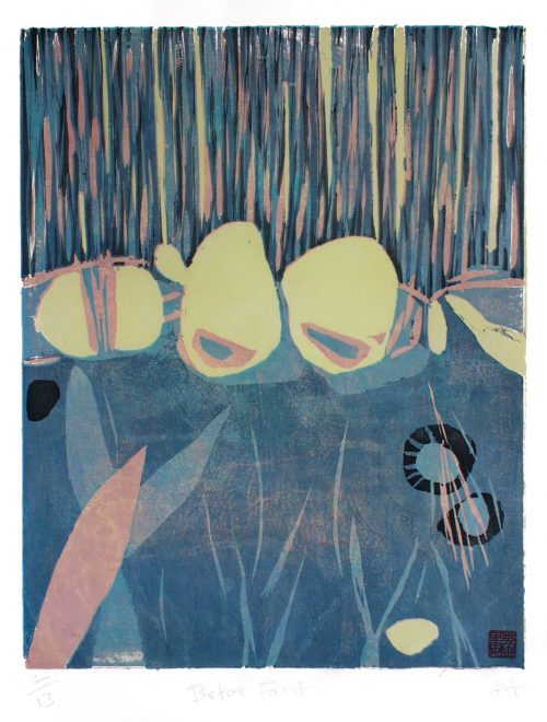 Before Forest - Adrian Holmes - Discover Contemporary Art Prints & Printmaking