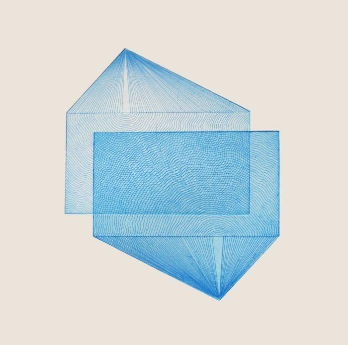 Manic Cinq B/B (2019) Rachel Duckhouse, Etching, 24cm x 24cm