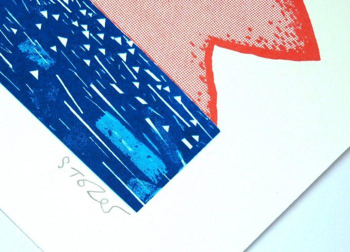 Nellie - Simon Tozer - Discover Contemporary Art Prints & Printmaking