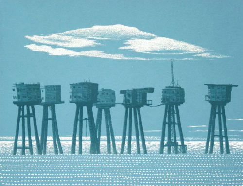 Nr Whitstable - Simon Tozer - Discover Contemporary Art Prints & Printmaking