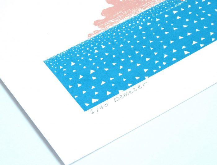 Demeter - Simon Tozer - Discover Contemporary Art Prints & Printmaking