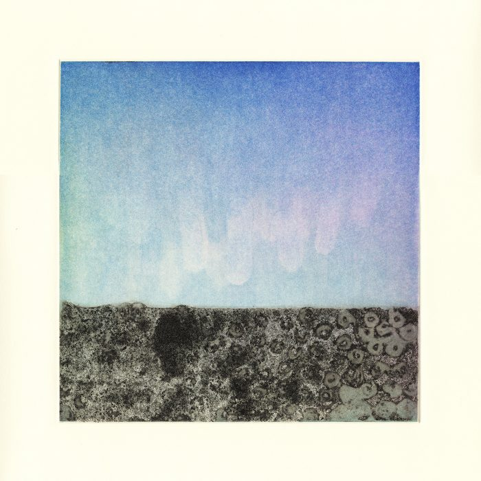 What Remains of Them (2020) Susan Clarke, Etching and Carborundum Monotype, 46 x 47cm