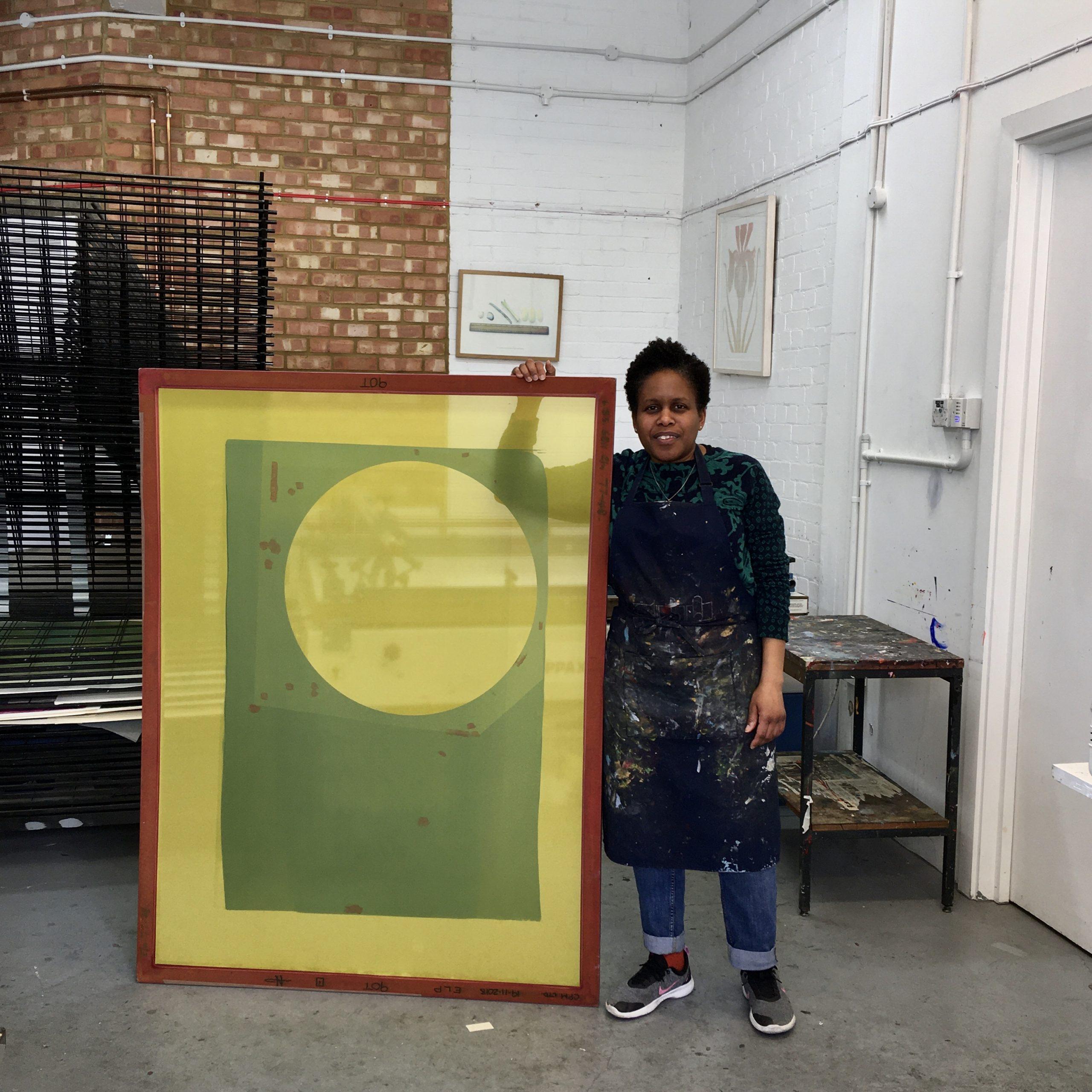 Artists in Quarantine: Jenni Allen - House of Prints