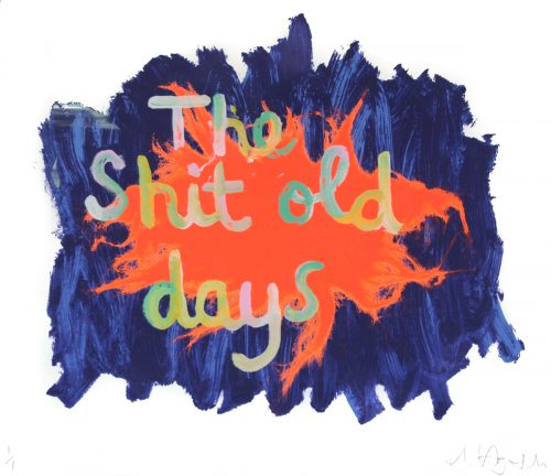 The Shit Old Days – Adam Hogarth