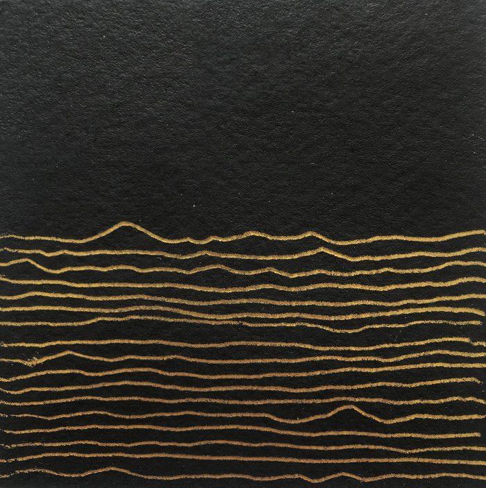 Black Square I - Lina Avramidou - Discover Contemporary Art Prints & Printmaking