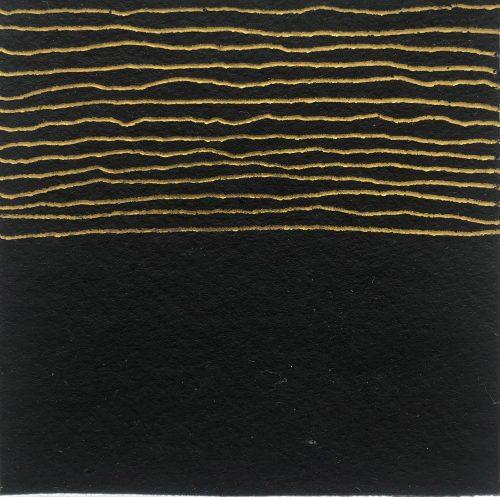 Black Square II - Lina Avramidou - Discover Contemporary Art Prints & Printmaking