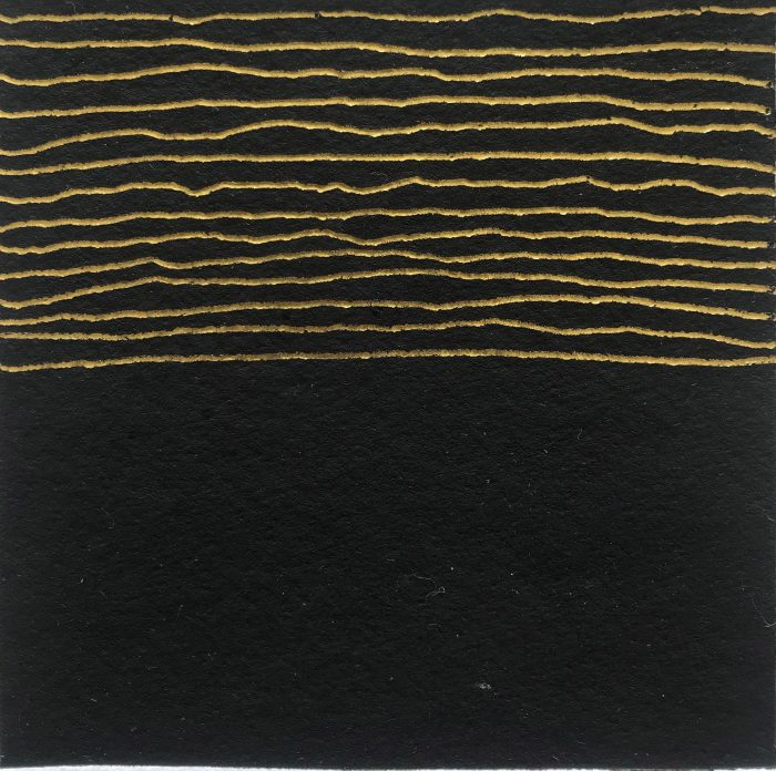 Black Square II - Lina Avramidou - Discover Contemporary Art Prints & Printmaking