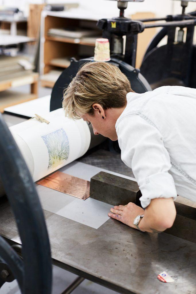 Artist - Discover Contemporary Art Prints & Printmaking