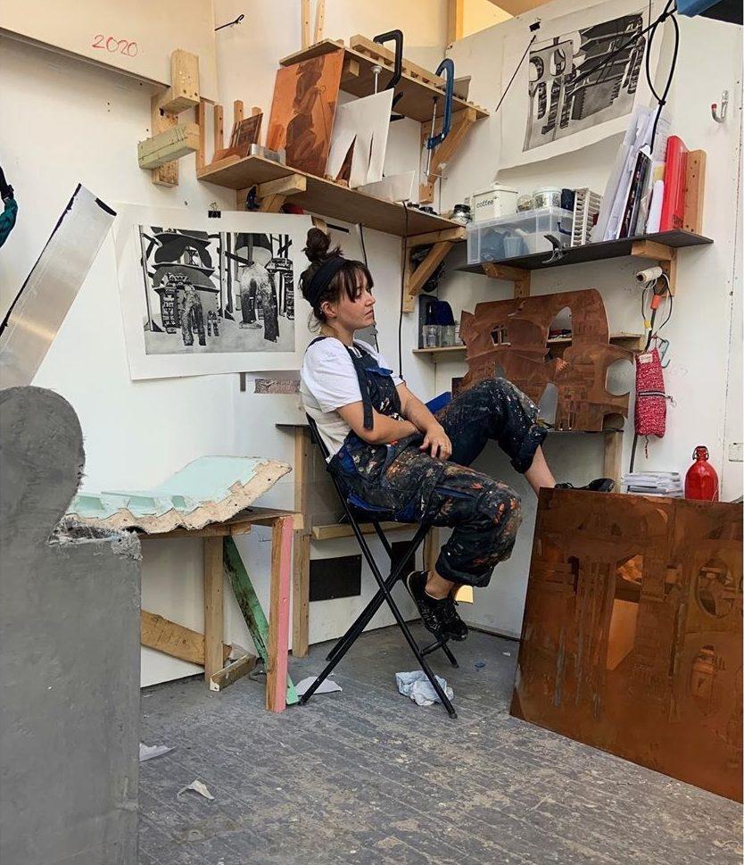 2020 Graduate Bursaries: Meet the Graduates! - Discover Contemporary Art Prints & Printmaking