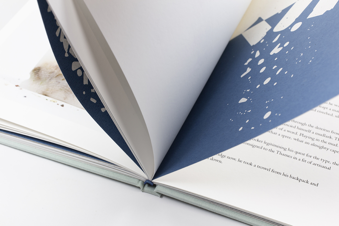 Recast_Book_17x22cm_Screen_Printed_Pages_in_Book
