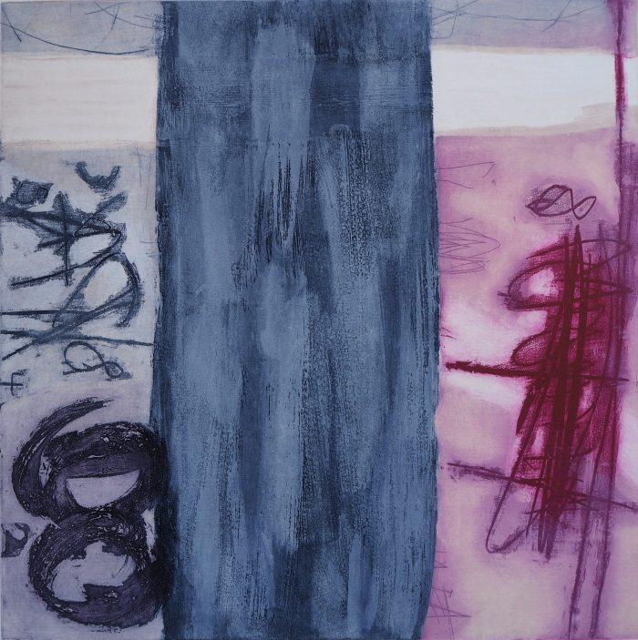 Spring Rush - Rachael Kantaris - Discover Contemporary Art Prints & Printmaking