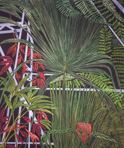 Helen Taylor -Bred in Captivity, Discover Printmaking