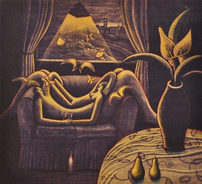 To Dream - Trevor Price - Discover Contemporary Art Prints & Printmaking