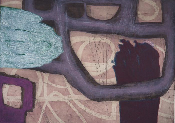 Touchstone Quartz - Rachael Kantaris - Discover Contemporary Art Prints & Printmaking